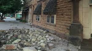pawnee earthquake